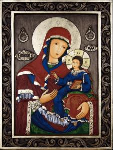 Св. Богородица - Умилиение - 2
