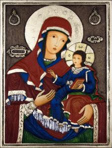Св. Богородица - Умилиение - 1