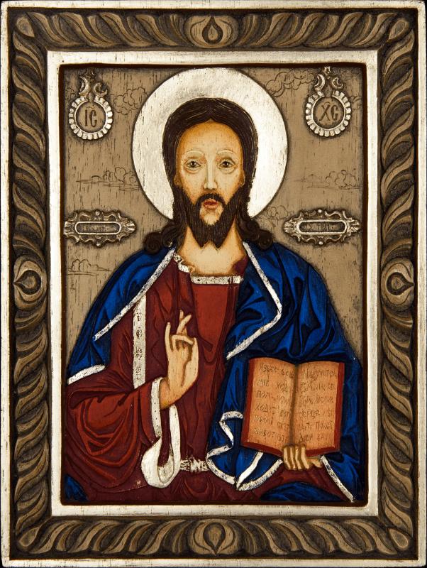 Исус Христос Пантократор