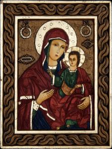 Св. Богородица 'Умиление' - Троянски манастир